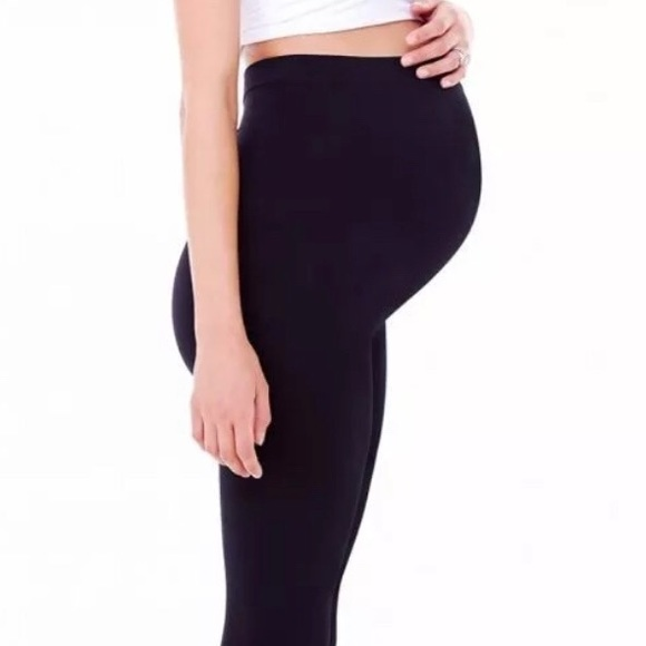 da7bf5e182dba Ingrid & Isabel Pants - Ingrid & Isabel Maternity Seamless Belly Leggings